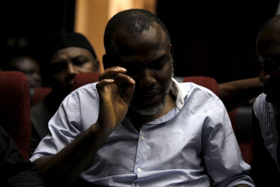 UK Asks Nigeria to Explain Circumstances of Separatist's Arrest   World News   US News