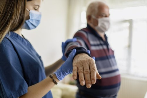 Low Wages and Pandemic Gut Staffing Support for Those With Disabilities