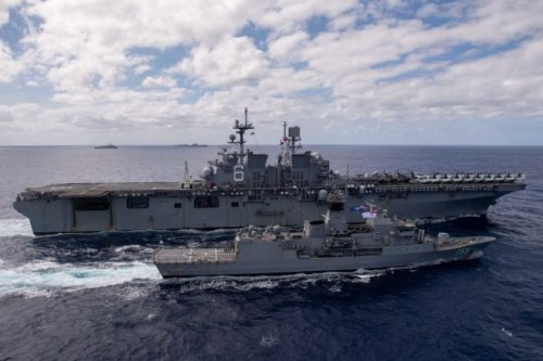 Admiral: Talisman Sabre Proves U.S., Allies Can Create Pacific Naval Force in Days - USNI News