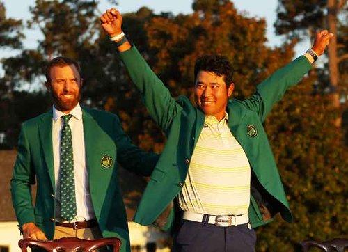Shota Hayafuji Bows In Respect After Matsuyama's Historic Master's Win, Goes Viral