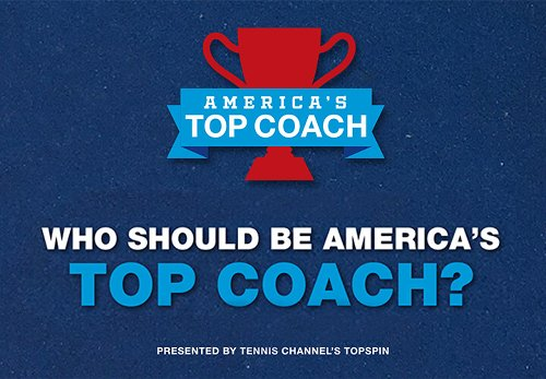 Two Florida Coaches Reach Final Round in Tennis Channel's Search for America's Top Coach
