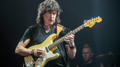 These Are Guitars, Amps, And Effects Used By Ritchie Blackmore