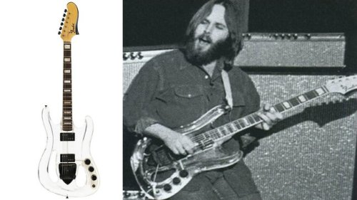 The Story Behind Fender's Mysterious And Long Lost Prototype Guitar