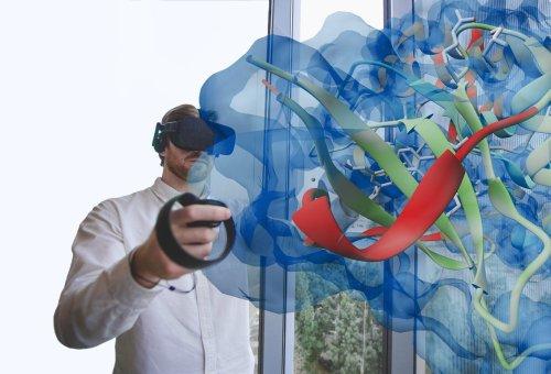 Nanome's VR app assists scientists to study new ways to combat Coronavirus