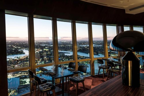 Infinity at Sydney Tower takes dining to new heights   Vacations & Travel