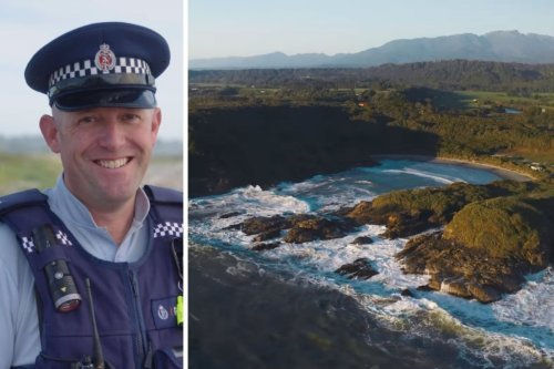 'A hidden paradise': This NZ police ad is better than any tourism commercial