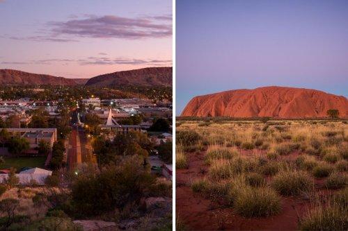 Alice Springs to Ayres Rock Airport (Uluru) flights now running