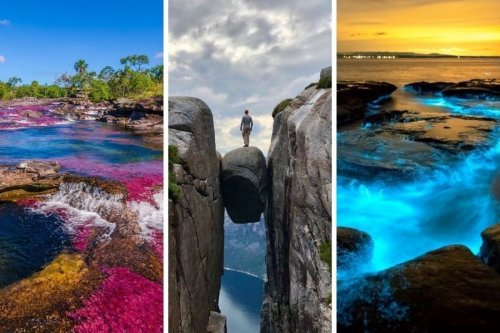 21 mind-boggling natural phenomena around the world