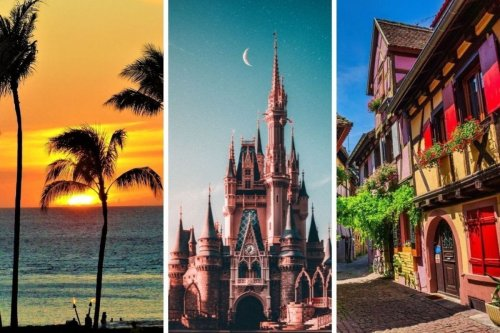 Real life Disney locations you can actually visit | Vacations & Travel
