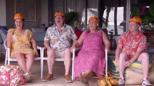 Travel Guides Fren Family applied for a diferent Nine reality show