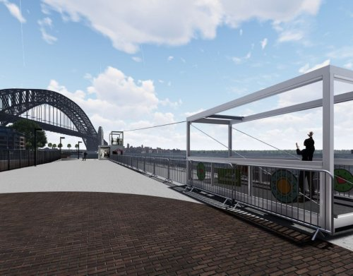 Circular Quay is getting its first ever zipline | Vacations & Travel