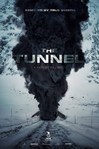 Norwegian Disaster Movie, The Tunnel 'Tunnelen' - Mother of Movies