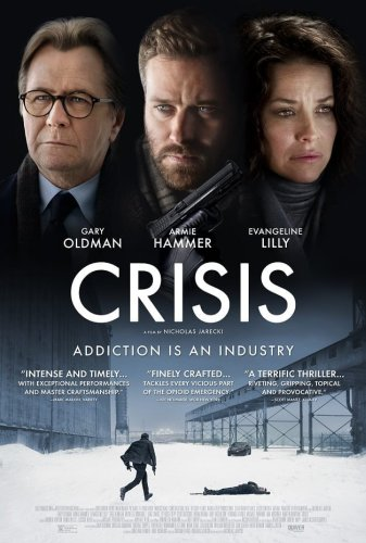 Quiver Distribution Announces New Drama Thriller 'Crisis' For 2021 - Mother of Movies