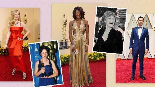 Chadwick Boseman, Glenn Close, Frances McDormand: 2021 Nominees at Their First-Ever Oscars