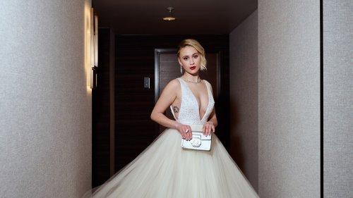 Oscars 2021: Getting Ready With Maria Bakalova