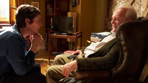 Anthony Hopkins Is Unforgettable in The Father