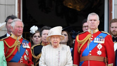 Inside Prince Andrew's Decision to Step Down From Public Duties
