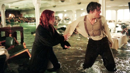 "Making Titanic Was ""Hell on a Level Unimaginable"""