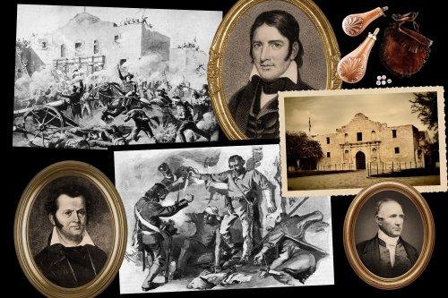 Davy Crockett Surrendered?! Jim Bowie, a Slave Trader?! Sam Houston, a Coke Addict?! | Vanity Fair