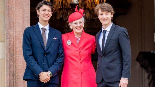 Nikolai et Felix, les deux princes qui incarnent l'avenir du Danemark