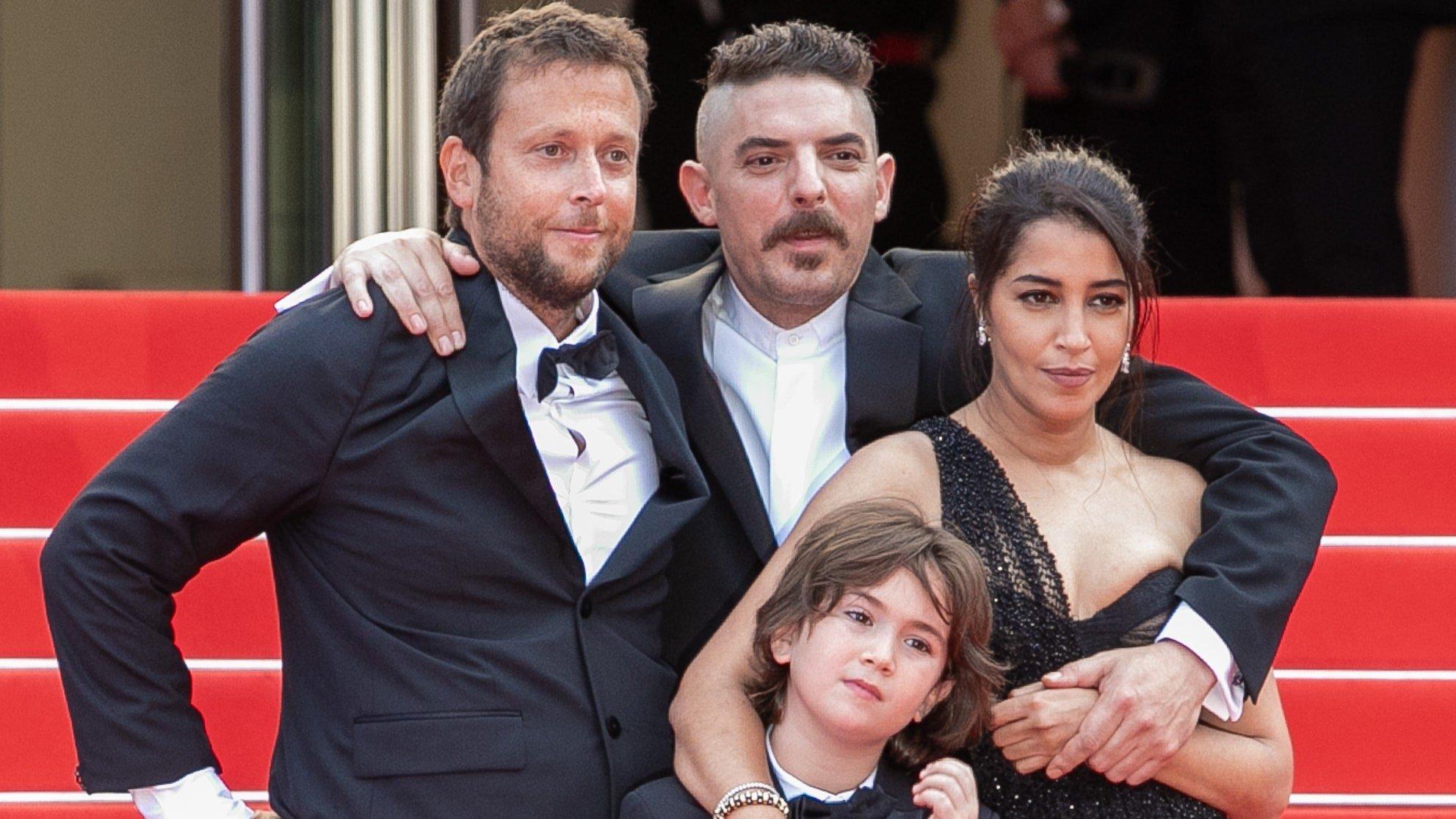 Festival de Cannes 2021 : Leïla Bekhti et Damien Bonnard sur le tapis rouges des Intranquilles