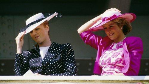Sarah Ferguson, ex-épouse du prince Andrew, se confie sur l'enfer qu'elle a vécu au côté de Diana