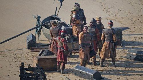 House of the Dragon : Le préquel de Game of Thrones se dévoile avec de nouvelles images inédites