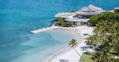 Évasion : À la découverte de Calivigny Island, l'île privée paradisiaque où s'est réfugiée Melinda Gates