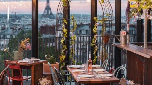Paris : Les meilleurs rooftops à tester au mois d'août