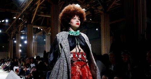 Mode : Odile Gautreau, le mannequin français « body positive » que la mode s'arrache