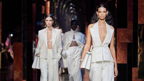 Fashion Week : Le défilé Fendi printemps-été 2022