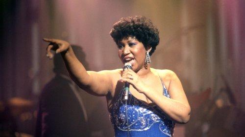 Respect d'Aretha Franklin sacrée meilleure chanson de tous les temps