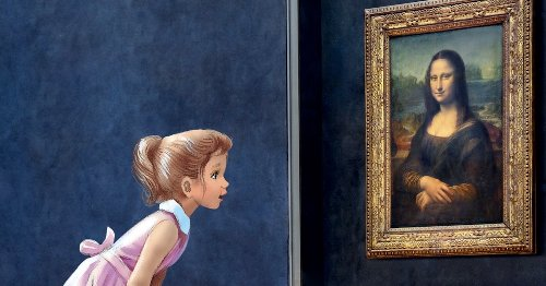 Après 10 ans d'absence, les aventures de Martine reviennent en librairie et cette fois-ci, la fillette visite le Louvre
