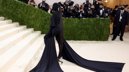 Kim Kardashian au Met gala : Sa queue de cheval a coûté 10 000 dollars