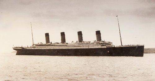 Un parc d'attractions entièrement dédié au Titanic va voir le jour en Chine