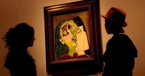 Un authentique tableau de Picasso exposé dans un supermarché de l'Essonne