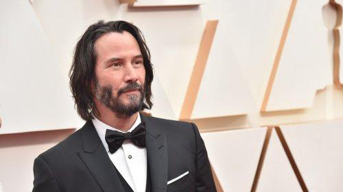 En tournage à Paris, Keanu Reeves fait encore preuve de sa gentillesse légendaire