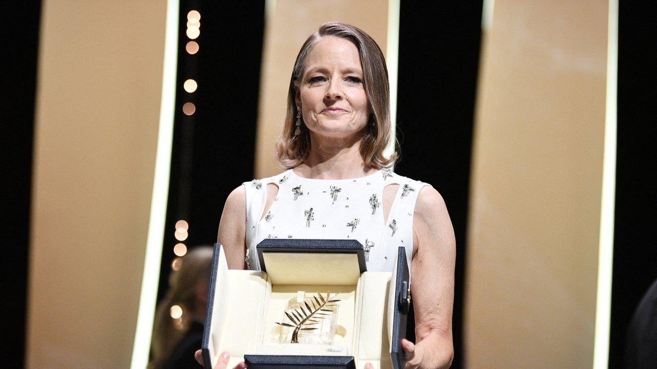 Festival de Cannes 2021 : Jodie Foster livre un discours émouvant dans un français parfait pour sa Palme d'honneur