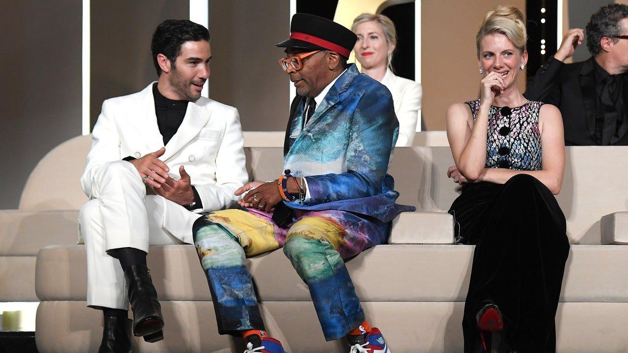 À Cannes, Spike Lee annonce par erreur le gagnant de la Palme d'or au début de la cérémonie