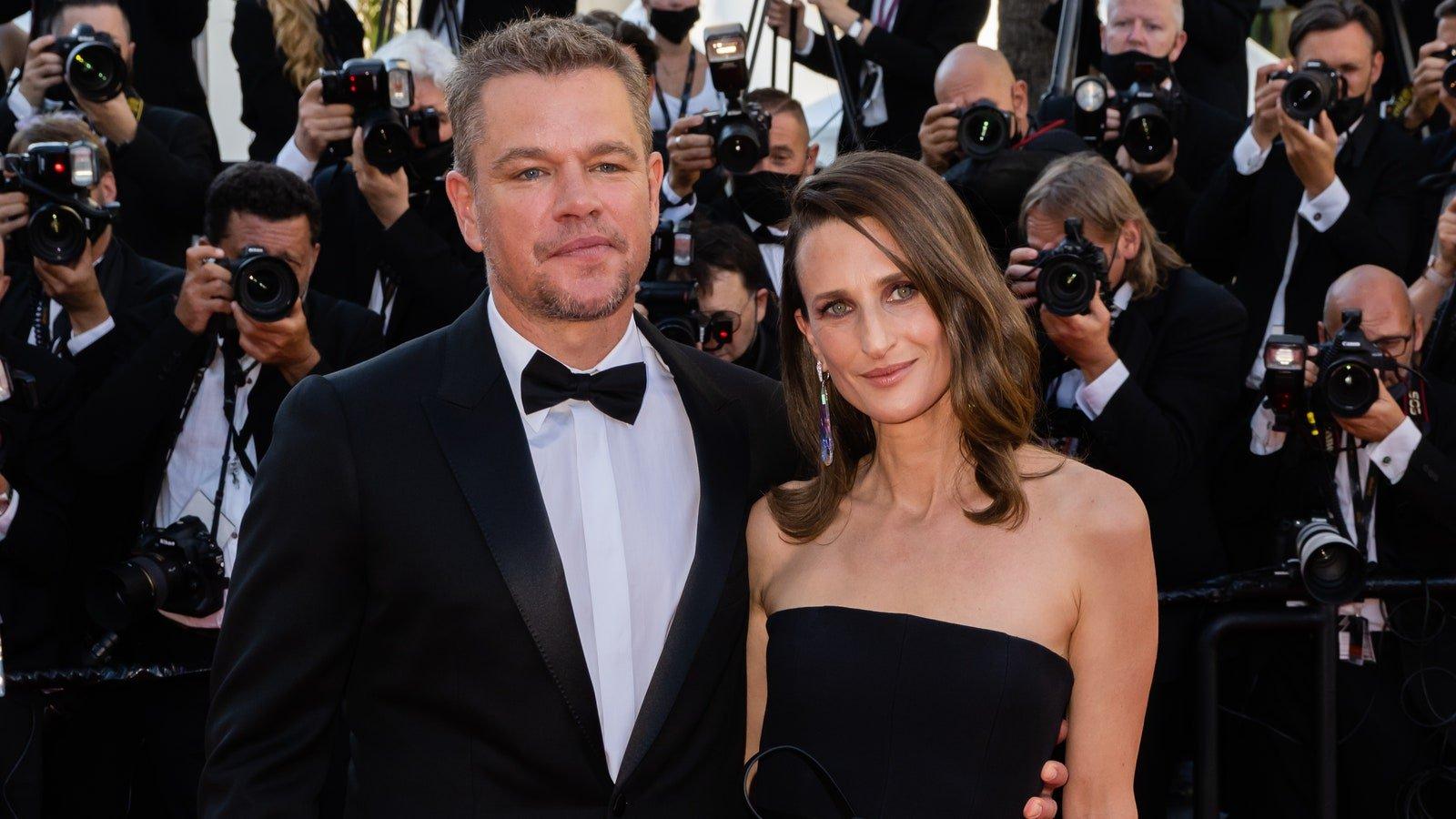 Festival de Cannes 2021 : Camille Cottin époustouflante sur le tapis rouge de Stillwater