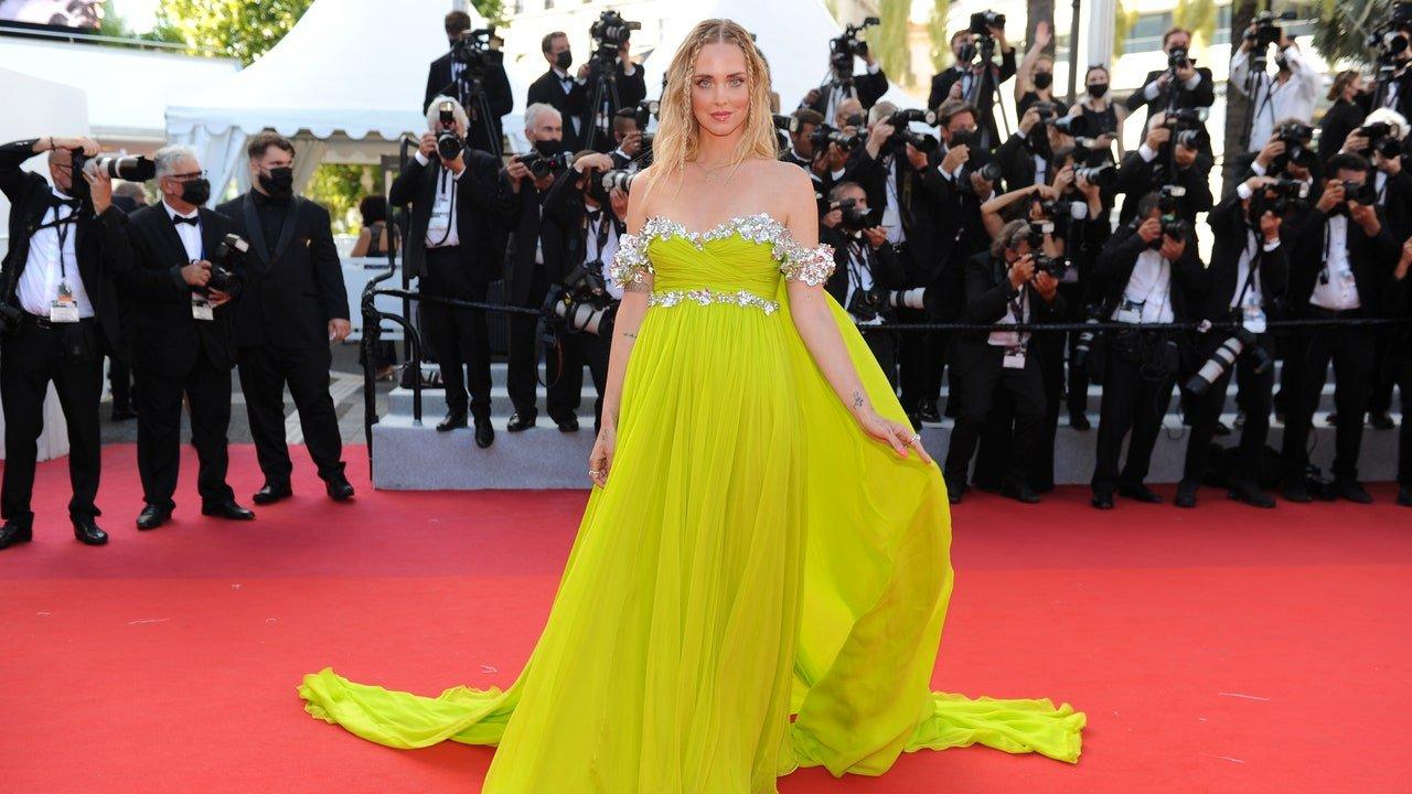 Festival de Cannes 2021 : Chiara Ferragni bouscule le tapis rouge dans une robe Haute Couture recyclée