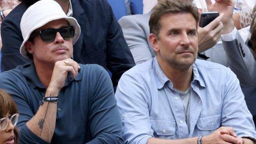 US Open : Dans les tribunes, Brad Pitt et Bradley Cooper ont éclipsé les stars du tennis