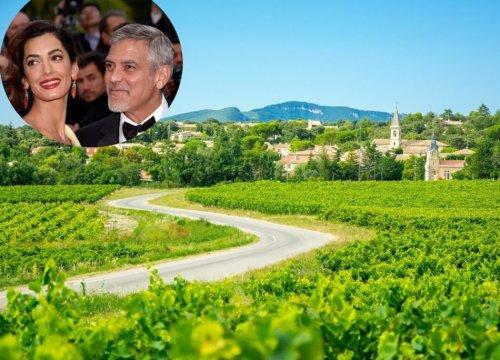 I Clooney cercano casa nel sud della Francia - VanityFair.it