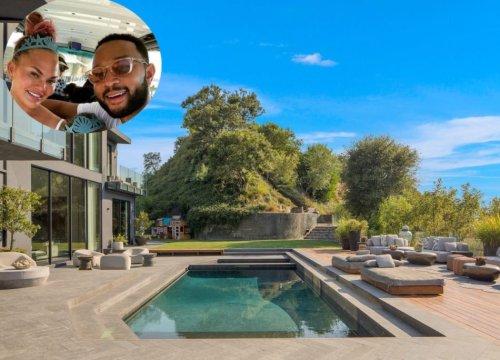 La casa di John Legend e Chrissy Teigen è (ancora) in vendita - VanityFair.it
