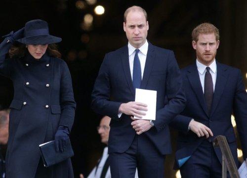 L'ennesima separazione tra William e Harry e gli altri gossip del weekend - VanityFair.it