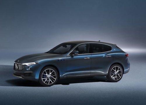 Arriva Levante Hybrid, il primo sport utility ibrido di Maserati - VanityFair.it