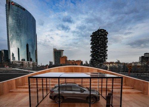 Audi Q4 e-tron a Milano: un'arca ci salverà - VanityFair.it