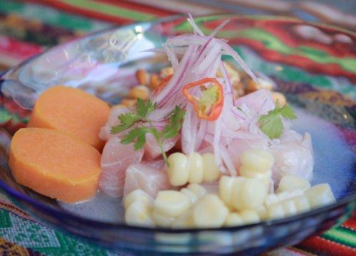 Ceviche: la ricetta perfetta secondo Antonio Cannavacciuolo e Joe Bastianich - VanityFair.it