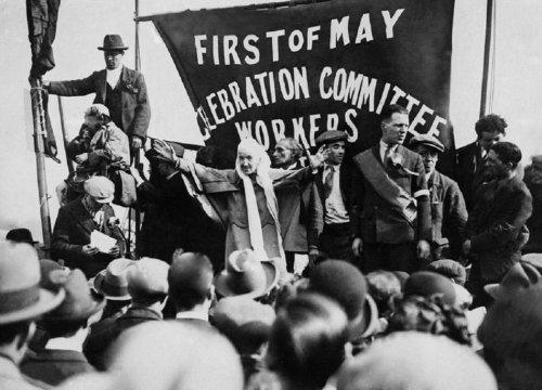 Il Primo Maggio in bianco e nero: le foto storiche delle manifestazioni - VanityFair.it