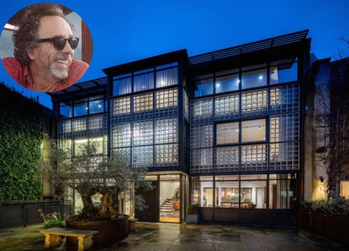 In vendita la casa di Tim Burton a Londra - VanityFair.it